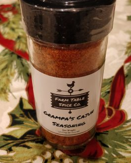 Grampa's Cajun Seasoning